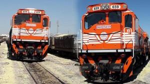 شركة السكك الحديديّة تنطلق في استغلال القاطرات الجديدة لنقل الفسفاط