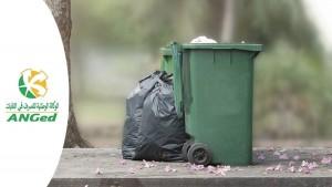 التصرف في النفايات
