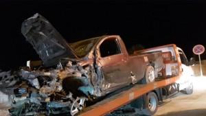 القيروان: قتيل على عين المكان و 12 مصابا في حادث مرور