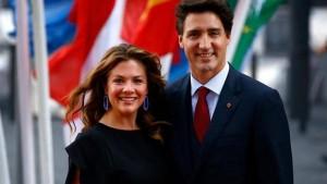 كندا : إصابة زوجة رئيس الوزراء بـ ''كورونا''