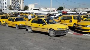 سيارات تاكسي على ذمة الأمن و الجيش و أعوان الصحة في حضر الجولان بالمجان