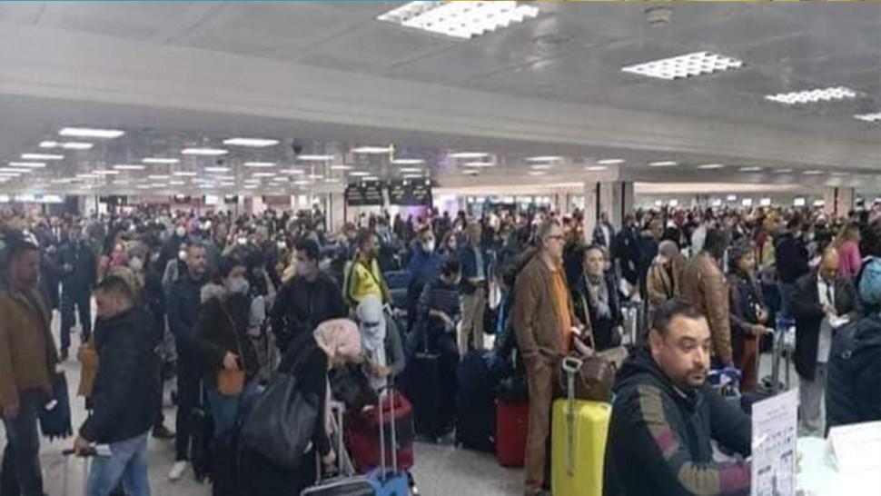 ديوان الطيران المدني : المسافرون الذين تم اجلاؤهم يخضعون الى الحجر الصحي الاجباري
