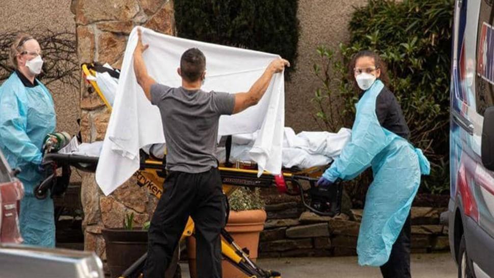 فيروس كورونا :الولايات المتحدة تسجل 865 وفاة خلال 24 ساعة