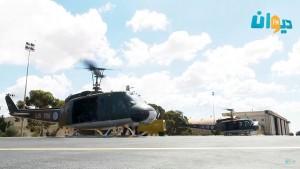صفاقس : طلعة جوية لجيش الطيران لمراقبة الحجر الصحي الشامل
