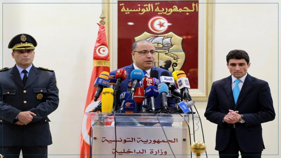 وزير الداخلية : الوضع خطير و سنطبق القانون بكل صرامة
