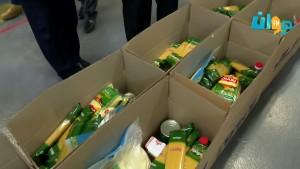 بمبادرة من رجال أعمال حملة لجمع مواد غذائية لفائدة العائلات المعوزة