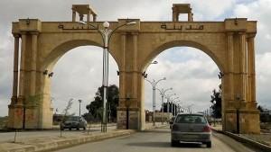 مدينة تبسة الجزائرية