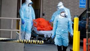 ارتفاع قياسي جديد ..تسجيل نحو 2000 حالة وفاة بكورونا في الولايات المتحدة