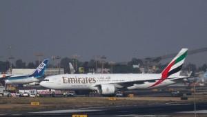 طيران الامارات تسيّر رحلات جويّة نحو تونس