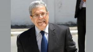 تعيين عثمان الجرندي مستشارا أولا لدى رئيس الجمهورية