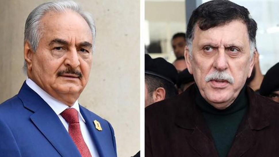 حكومة الوفاق في ليبيا: لم يعد في مقدور أي دولة التبجّح بشرعية حفتر