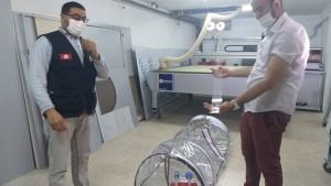 جربة:  اختراع وحدة عزل متنقلة للمصابين بكورونا