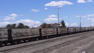 السكك الحديدية تدعو سلط الاشراف الى فض اشكال منع قطارات الفسفاط من المرور