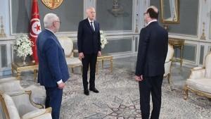 الرئاسات الثلاث في تونس