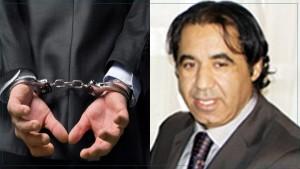 إيقاف رجل الأعمال يوسف الميموني وموظف كبير بالدولة