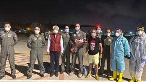 اجلاء  45 تونسيا من ماليزيا و أندونيسيا على متن طائرة عسكرية
