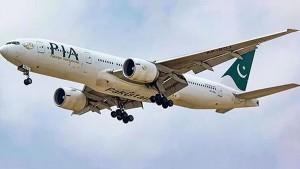 تحطم طائرة للخطوط الجوية الباكستانية على متنها 107 أشخاص