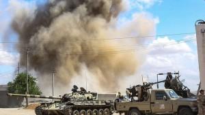 ليبيا :حكومة الوفاق الوطني تستعيد السيطرة على عدة مناطق في جنوب طرابلس