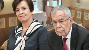 بعد ضبطهما في ساعة متأخرة داخل مطعم...الشرطة النمساوية تحرر مخالفة ضد رئيس البلاد وزوجته