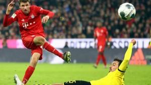 البندسليغا الالمانية : بيارن مونيخ ينتصر ويعمق الفارق مع دورتموند