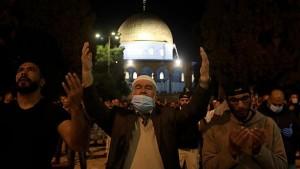 إعادة فتح المسجد الأقصى أمام المصلين