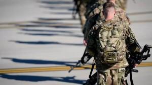 وزارة الدفاع الأمريكية ترفع التأهب الأمني في البنتاغون والقواعد العسكرية قرب واشنطن