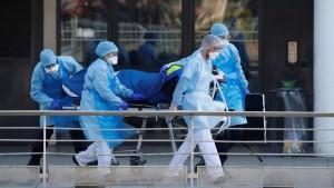 فيروس كورونا فرنسا
