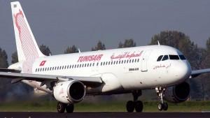 الخطوط التونسية : اجراءات استثنائية للمسافرين على متن طائرات الشركة