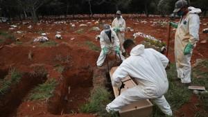 فيروس كورونا .. البرازيل تتجاوز إيطاليا من حيث حصيلة الوفيات