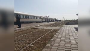 صفاقس : توقف القطار على مستوى سيدي صالح