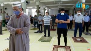 بعد نحو 3 أشهر من تعليقها .. إقامة صلاة الجمعة بجامع بوعصيدة بصفاقس