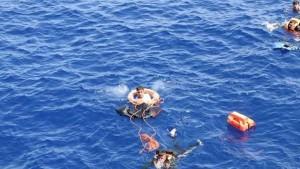 صفاقس : ارتفاع عدد الجثث المنتشلة في فاجعة غرق مركب مهاجرين غير نظاميين الى 46