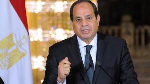 السيسي: 'أي تدخل مصري مباشر في ليبيا بات شرعيا'