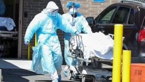 الولايات المتحدة تسجل أكبر ارتفاع للإصابات بفيروس كورونا