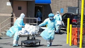 عدد الإصابات بكورونا يتجاوز المليونين ونصف  بالولايات المتحدة الأمريكية