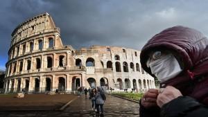 فيروس كورونا ايطاليا