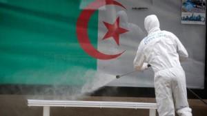 الجزائر : رقم قياسي جديد في عدد الإصابات اليومية بفيروس كورونا