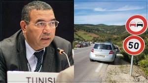 وزير التجهيز : الطرقات ساهمت بنحو 1 بالمائة فقط من الحوادث