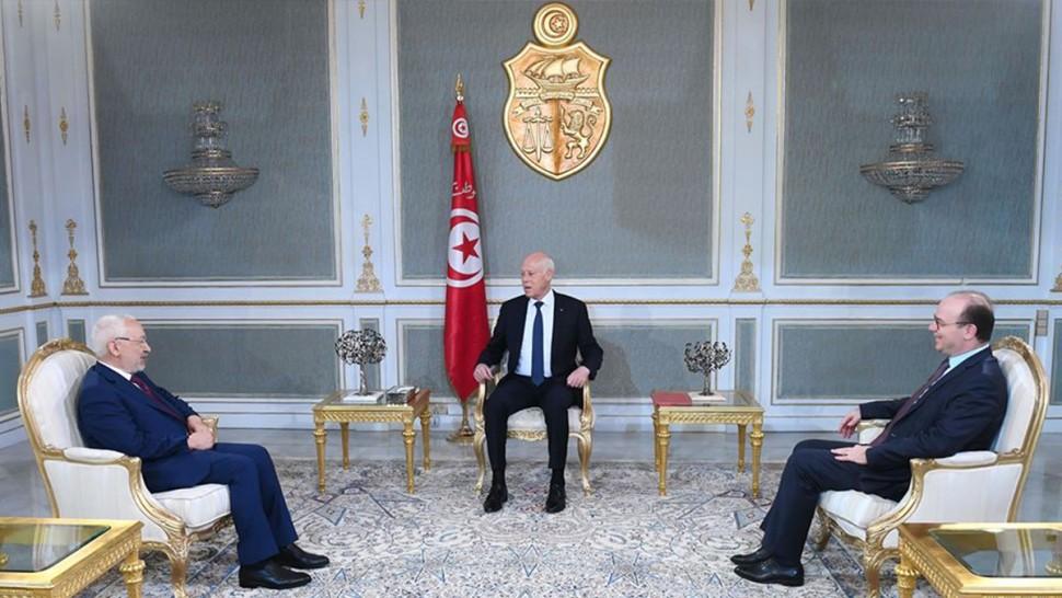 خلال لقائه بالغنوشي و الفخفاخ ...رئيس الجمهورية يشدد على ضرورة إيجاد حلول لمطالب الشعب التونسي