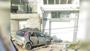 المنستير: وفاة 3 شبان في حادث إصدام سيارة بعمود إنارة
