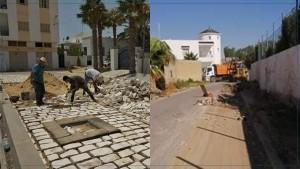 حملة نظافة استثنائية بكل دوائر بلدية صفاقس