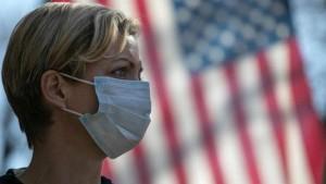 الولايات المتحدة : رقم قياسي في عدد الاصابات اليومية بفيروس كورونا