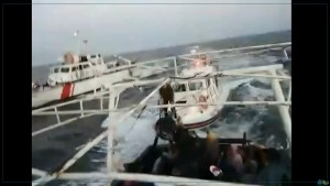 صفاقس : عملية مطاردة لمركب 'حرقة' في عرض البحر