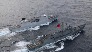 في اللحظة الأخيرة …  ألمانيا تتدخّل لمنع نشوب حرب بين تركيا واليونان (تقارير)