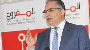 محسن مرزوق : ' نظام الاحزاب المغشوش تلقى ضربة يستحقها ويستحق أكثر منها '