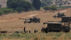 اشتباكات مسلحة بين 'حزب الله' و جيش الاحتلال الصهيوني