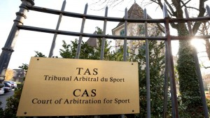 المحكمة الرياضية الدولية