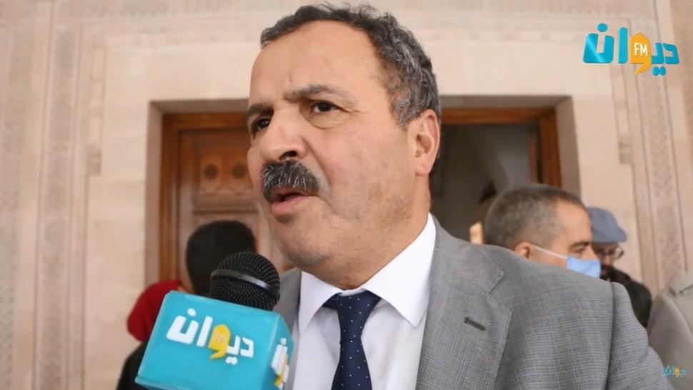 عبد اللطيف المكي : '' خطر كورونا حقيقي من خلال النتائج اليومية... التدارك ممكن''
