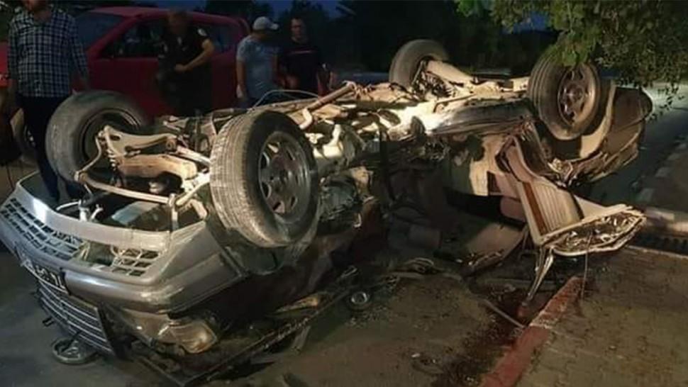 سوسة: حادث مرور يخلف قتيلا وجريحين