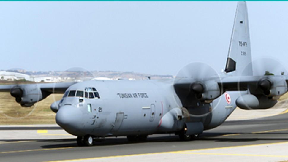 طائرتان عسكريتان محملتان بالمساعدات تقلعان نحو لبنان